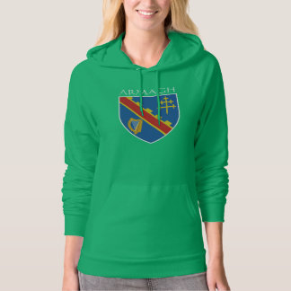 Armagh Women's Pullover Hoodie