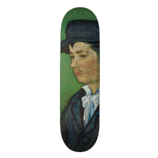 Armand Roulin by Vincent Van Gogh 21.6 Cm Skateboard Deck