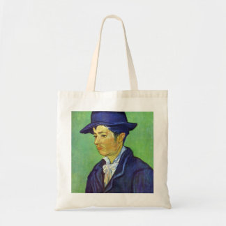 Armand Roulin by Vincent van Gogh Tote Bags