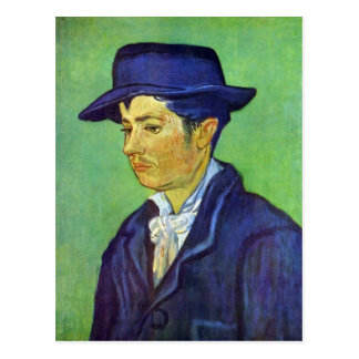 Armand Roulin by Vincent van Gogh Postcard