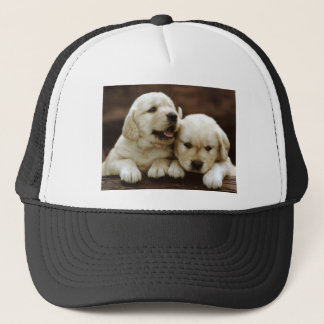 Armant Puppy Dogs Trucker Hat