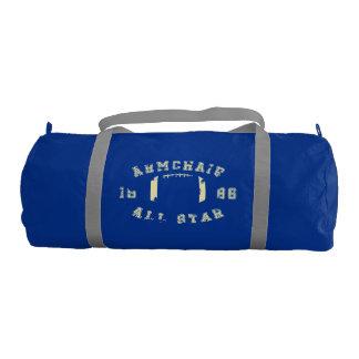 Armchair All Star Football Gym Duffel Bag