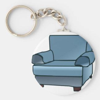 Armchair Key Ring