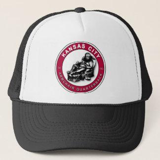 ARMCHAIR QB Kansas City Football Trucker Hat