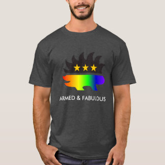 Armed & Fabulous T-Shirt