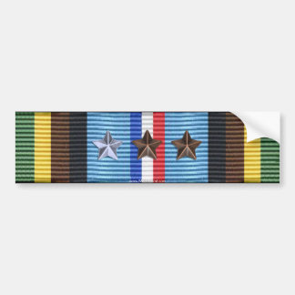 Armed Forces Expeditionary Medal 8th Award Sticker Bumper Stickers
