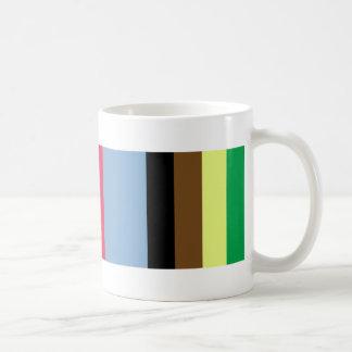 Armed Forces Expeditionary Ribbon Basic White Mug