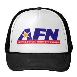 Armed Forces Network Europe Hat