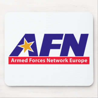 Armed Forces Network Europe Mouse Pad