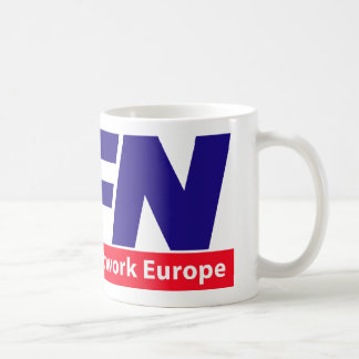 Armed Forces Network Europe Coffee Mug