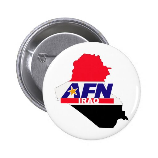 Armed Forces Network Iraq Buttons