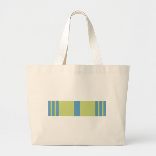 Armed Forces Reserve Ribbon Canvas Bags