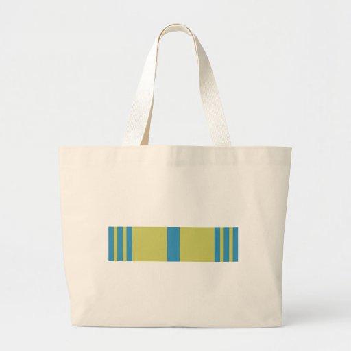 Armed Forces Reserve Ribbon Canvas Bag
