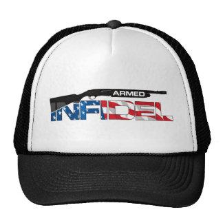 ARMED INFIDEL MESH HAT