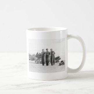 Armed to the Teeth, 1940s Mug