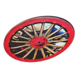 Armed Wheel Plate