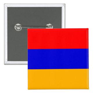 armenia 15 cm square badge