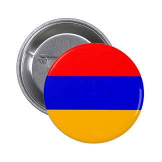 armenia 6 cm round badge