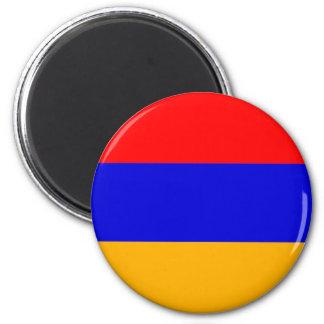 armenia 6 cm round magnet