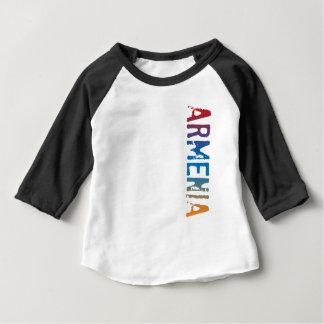 Armenia Baby T-Shirt