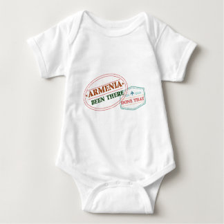 Armenia Been There Done That Baby Bodysuit