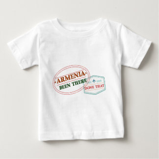 Armenia Been There Done That Baby T-Shirt