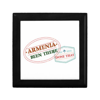 Armenia Been There Done That Gift Box