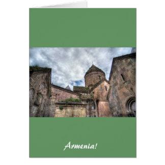 Armenia! Card