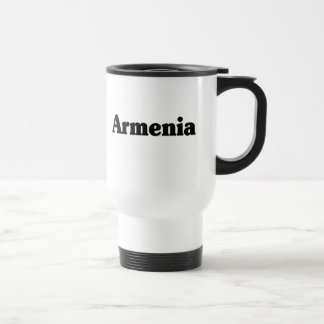 Armenia Classic Style Stainless Steel Travel Mug