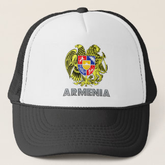 Armenia Coat of Arms Trucker Hat