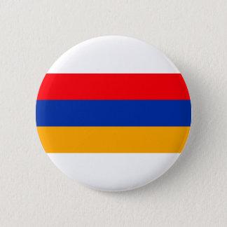 Armenia Flag 6 Cm Round Badge