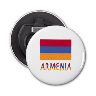 Armenia Flag and Word