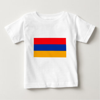 Armenia Flag Baby T-Shirt