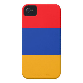 Armenia Flag Case-Mate iPhone 4 Case