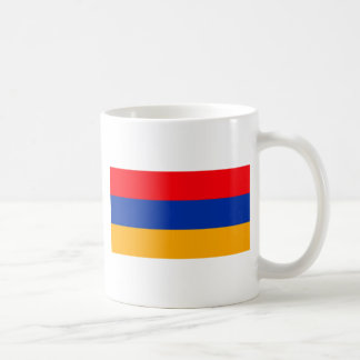 Armenia Flag Coffee Mug