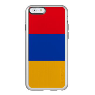 Armenia Flag Incipio Feather® Shine iPhone 6 Case