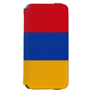 Armenia Flag Incipio Watson™ iPhone 6 Wallet Case