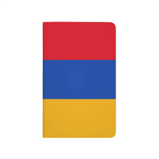 Armenia Flag Journals