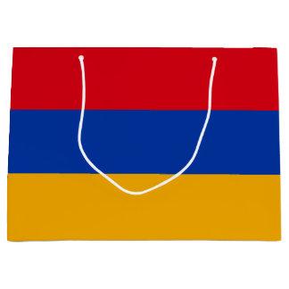 Armenia Flag Large Gift Bag