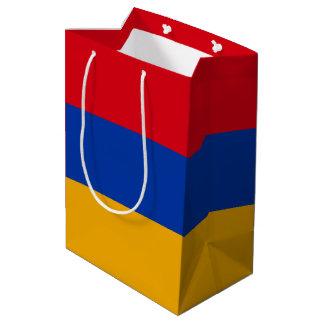 Armenia Flag Medium Gift Bag