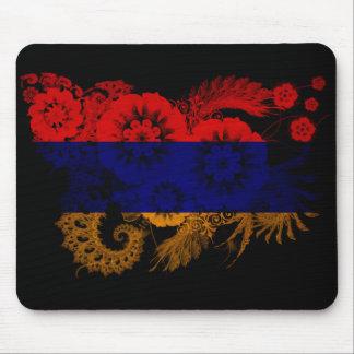 Armenia Flag Mouse Pad