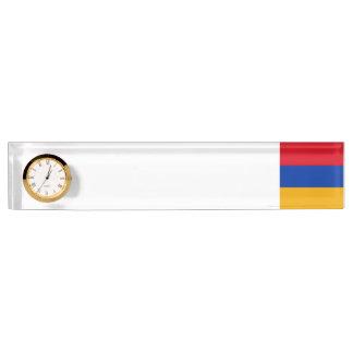 Armenia Flag Name Plates