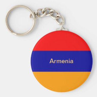 ARMENIA: Flag of Armenia keychain