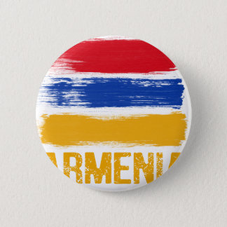 Armenia Flag shirts 6 Cm Round Badge