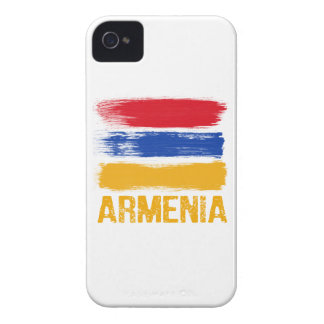 Armenia Flag shirts iPhone 4 Cases