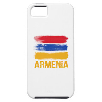 Armenia Flag shirts iPhone 5 Cases