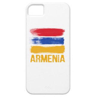 Armenia Flag shirts iPhone 5 Cover