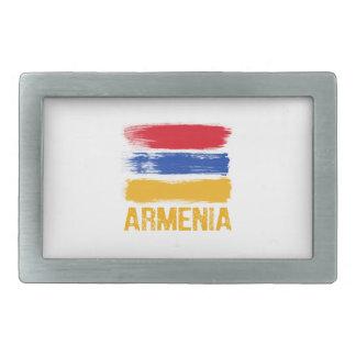 Armenia Flag shirts Rectangular Belt Buckle