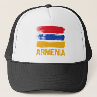 Armenia Flag shirts Trucker Hat