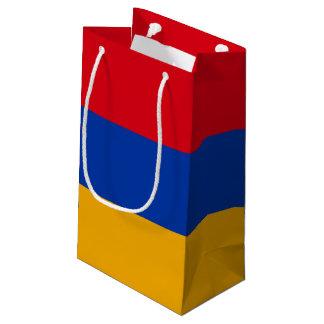 Armenia Flag Small Gift Bag
